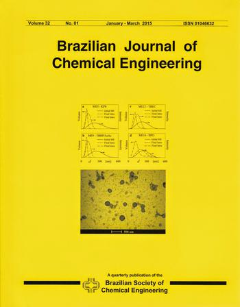 Brazilian Journal of Chemical Engineering template (Brazilian Society of Chemical Engineering)