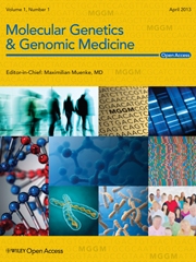 Molecular Genetics & Genomic Medicine template (Wiley)
