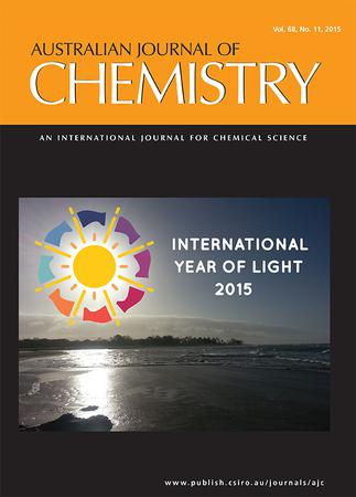 Australian Journal of Chemistry template (CSIRO Publishing)