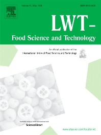LWT - Food Science and Technology template (Elsevier)