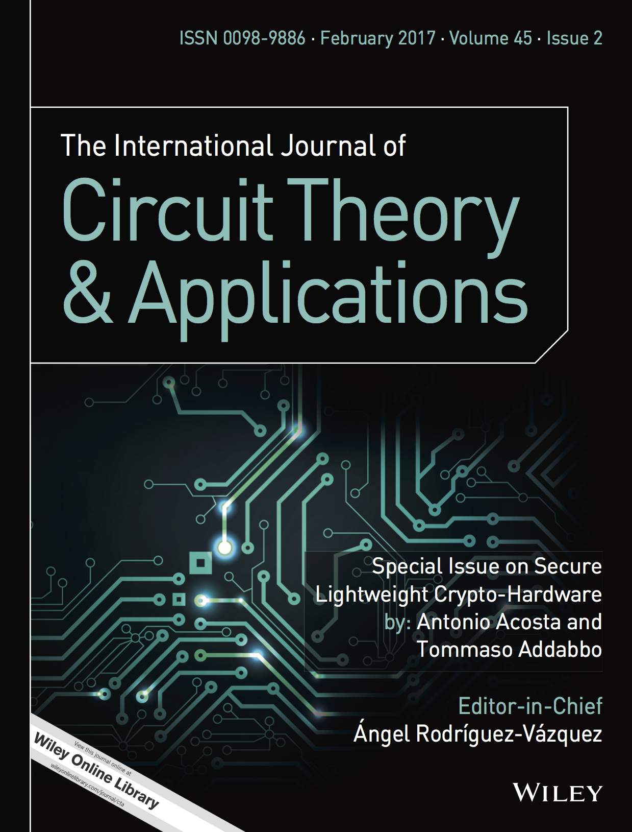 International Journal of Circuit Theory and Applications template (Wiley)