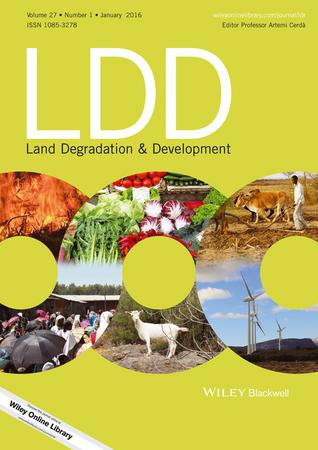 Land Degradation & Development template (Wiley)