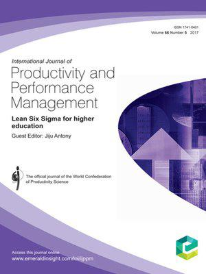 International Journal of Productivity and Performance Management template (Emerald Publishing)