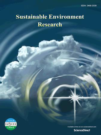 Sustainable Environment Research template (Elsevier)