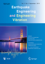 Earthquake Engineering and Engineering Vibration template (Springer)