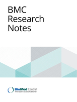 BMC Research Notes template (BMC)