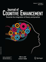 Journal of Cognitive Enhancement template (Springer)