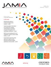 Journal of the American Medical Informatics Association template (Oxford University Press)