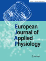 European Journal of Applied Physiology template (Springer)