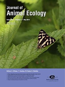 Journal of Animal Ecology template (Wiley)