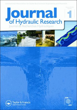 Journal of Hydraulic Research template (Taylor and Francis)