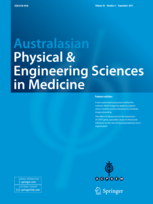 Australasian Physical & Engineering Sciences in Medicine template (Springer)