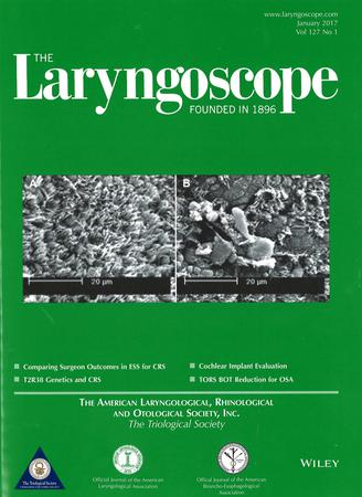The Laryngoscope template (Wiley)
