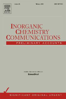 Inorganic Chemistry Communications template (Elsevier)