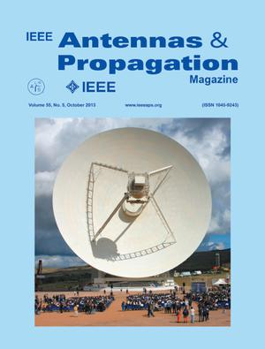 IEEE Antennas and Propagation Magazine template (IEEE)