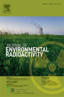 Journal of Environmental Radioactivity template (Elsevier)