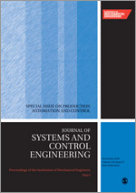 Proceedings of the Institution of Mechanical Engineers, Part I: Journal of Systems and Control Engineering template ( Part I: Journal of Systems and Control Engineering)
