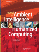 Journal of Ambient Intelligence and Humanized Computing template (Springer)