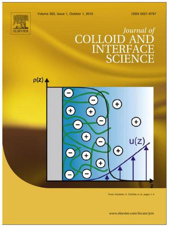 Journal of Colloid and Interface Science template (Elsevier)