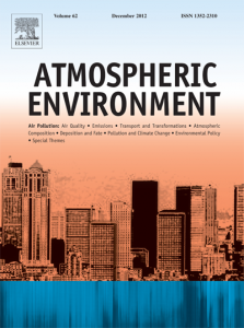 Atmospheric Environment template (Elsevier)