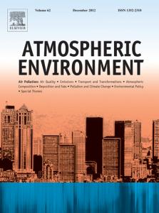 Atmospheric Environment template (Elsevier)