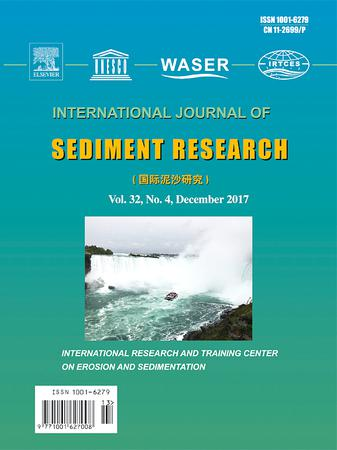 International Journal of Sediment Research template (Elsevier)