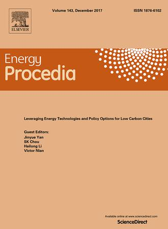 Energy Procedia template (Elsevier)