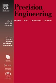 Precision Engineering template (Elsevier)
