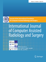 International Journal of Computer Assisted Radiology and Surgery template (Springer)