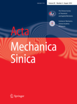 Acta Mechanica Sinica template (Springer)