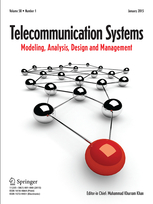 Telecommunication Systems template (Springer)
