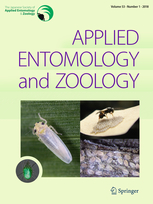 Applied Entomology and Zoology template (Springer)