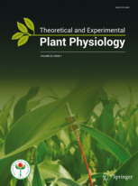 Theoretical and Experimental Plant Physiology template (Springer)