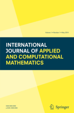International Journal of Applied and Computational Mathematics template (Springer)