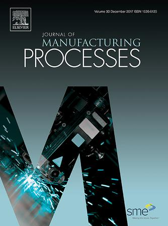 Journal of Manufacturing Processes template (Elsevier)