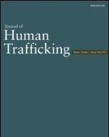Journal of Human Trafficking template (Taylor and Francis)