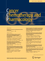 Cancer Chemotherapy and Pharmacology template (Springer)