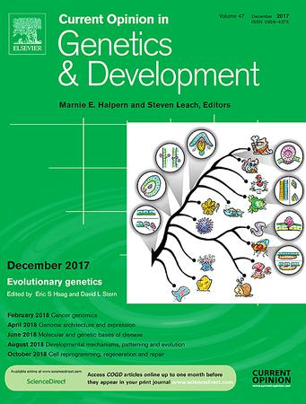 Current Opinion in Genetics & Development template (Elsevier)