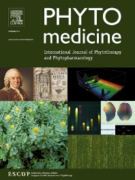 Phytomedicine template (Elsevier)