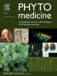 Phytomedicine template (Elsevier)