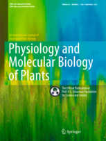 Physiology and Molecular Biology of Plants template (Springer)