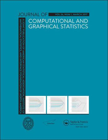 Journal of Computational and Graphical Statistics template (Taylor and Francis)