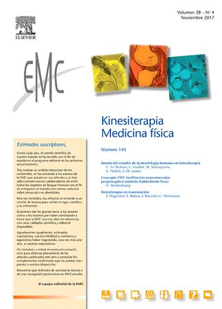 EMC - Kinesiterapia - Medicina Fisica template (Elsevier)
