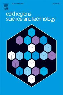 Cold Regions Science and Technology template (Elsevier)