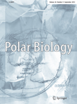 Polar Biology template (Springer)