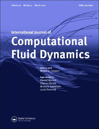International Journal of Computational Fluid Dynamics template (Taylor and Francis)