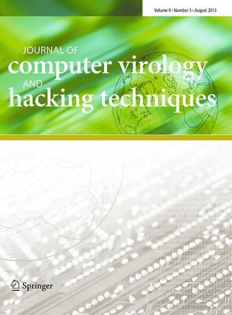 Journal of Computer Virology and Hacking Techniques template (Springer)