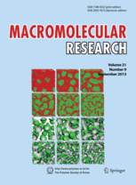 Macromolecular Research template (Springer)