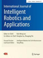 International Journal of Intelligent Robotics and Applications template (Springer)