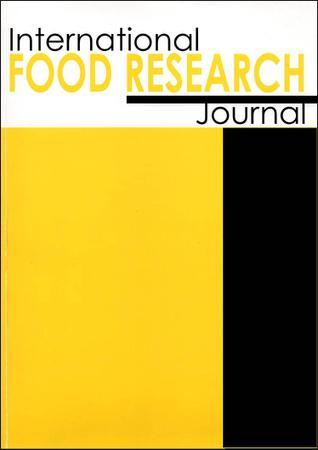 International Food Research Journal (IFRJ) template (Universiti Putra Malaysia)